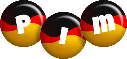 Pim german logo