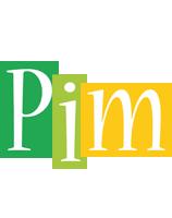 Pim lemonade logo