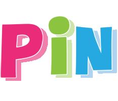 Pin friday logo