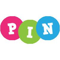 Pin friends logo