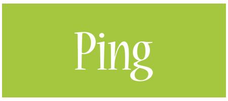 Ping family logo