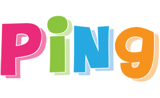 Ping friday logo