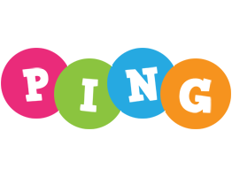 Ping friends logo