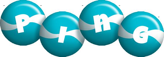 Ping messi logo
