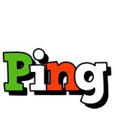 Ping venezia logo