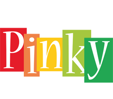 Pinky colors logo