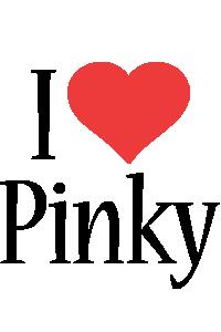 Pinky designstyle i love m