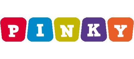 Pinky kiddo logo