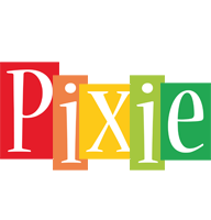 Pixie colors logo