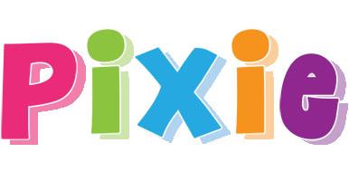Pixie friday logo
