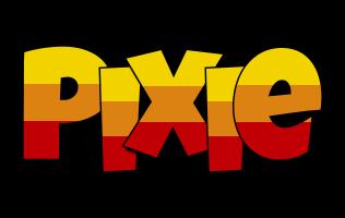 Pixie jungle logo