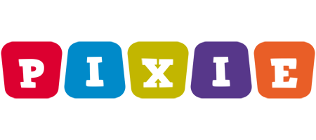 Pixie kiddo logo