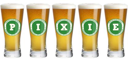 Pixie lager logo