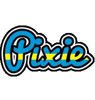 Pixie sweden logo