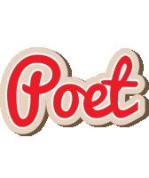 Poet chocolate logo