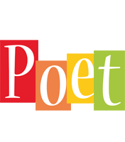 Poet colors logo