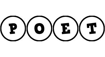 Poet handy logo