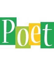 Poet lemonade logo