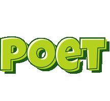 Poet summer logo