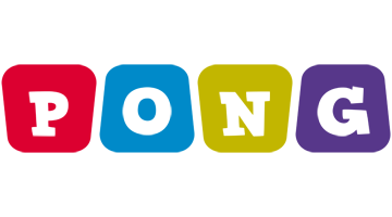 Pong daycare logo