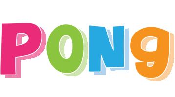 Pong friday logo