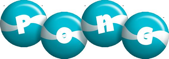 Pong messi logo