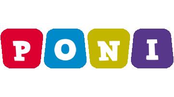 Poni kiddo logo