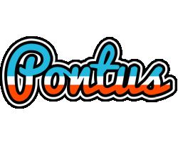 Pontus america logo