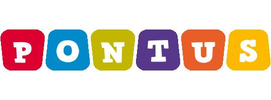 Pontus daycare logo