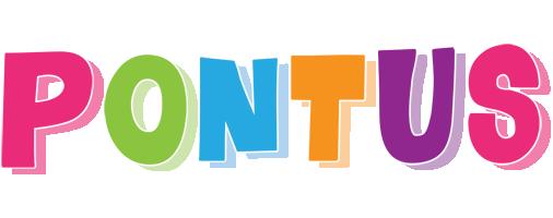 Pontus friday logo