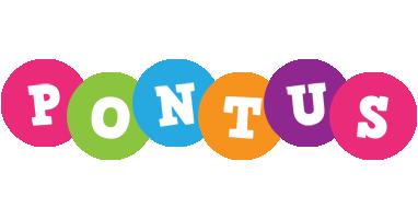 Pontus friends logo