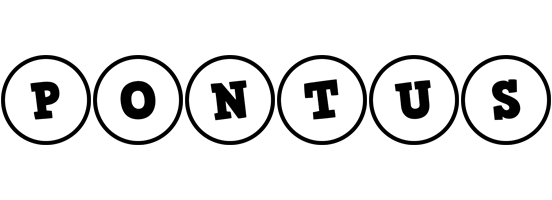 Pontus handy logo