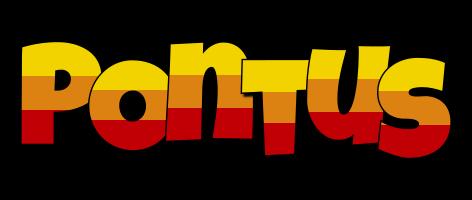 Pontus jungle logo