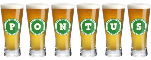 Pontus lager logo