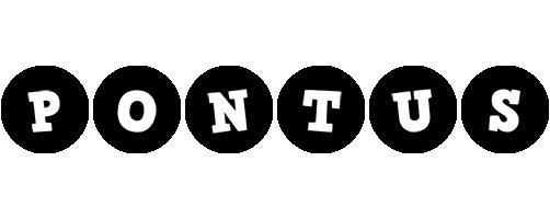 Pontus tools logo
