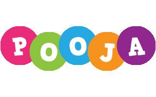Pooja friends logo