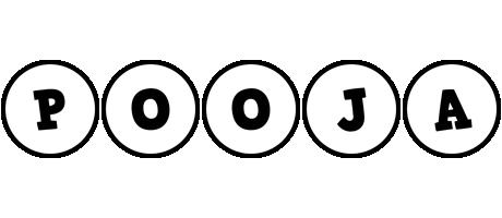 Pooja handy logo