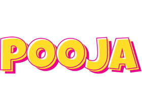Pooja kaboom logo