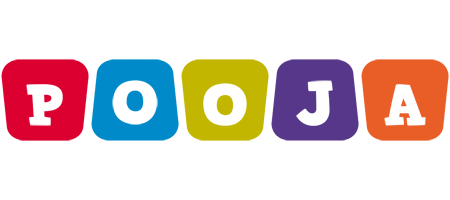 Pooja kiddo logo