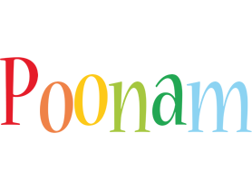 Poonam Logo Name Logo Generator Smoothie Summer Birthday