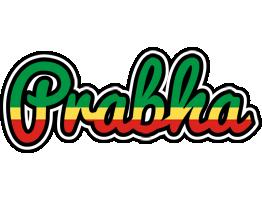 Prabha african logo