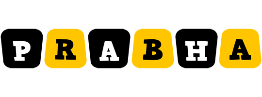Prabha boots logo