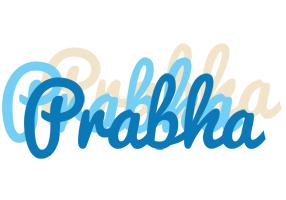 Prabha breeze logo