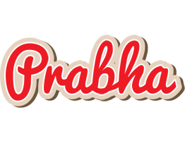 Prabha chocolate logo