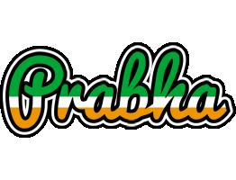 Prabha ireland logo