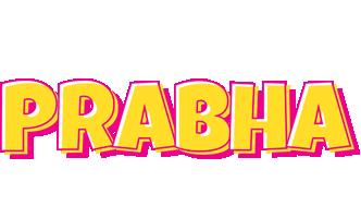 Prabha kaboom logo