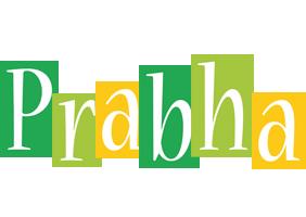 Prabha lemonade logo
