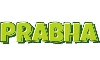 Prabha summer logo