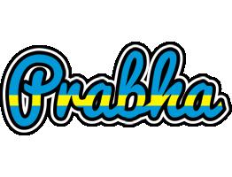 Prabha sweden logo