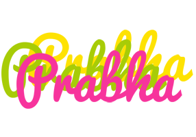 Prabha sweets logo